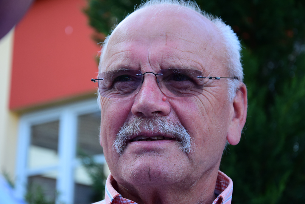 Walter Jertz in Oppenheim